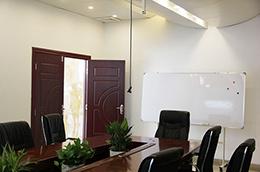 玺世金属会议室