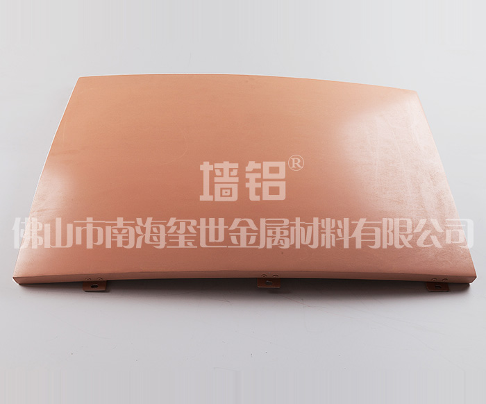 弧形氟碳铝单板