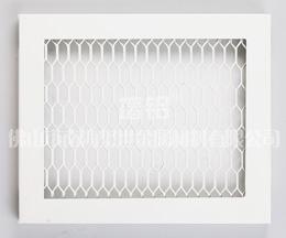 拉网氟碳铝单板