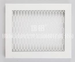 室内拉网铝单板